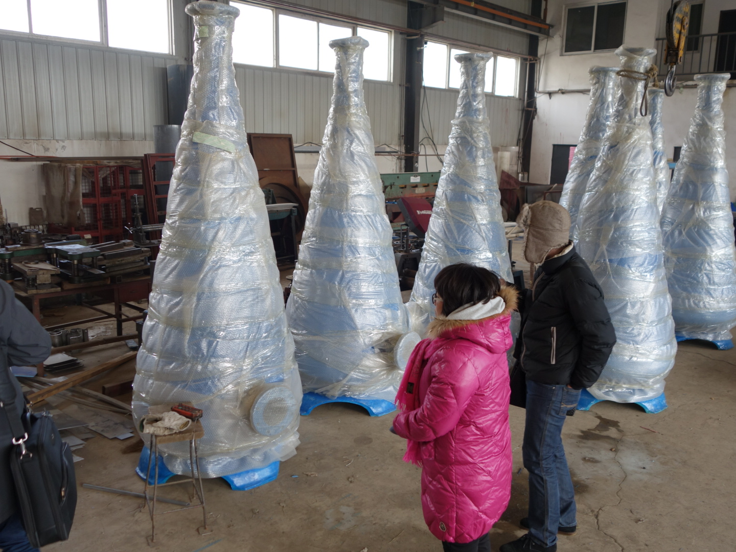 China 1_Cones for oxygenation
